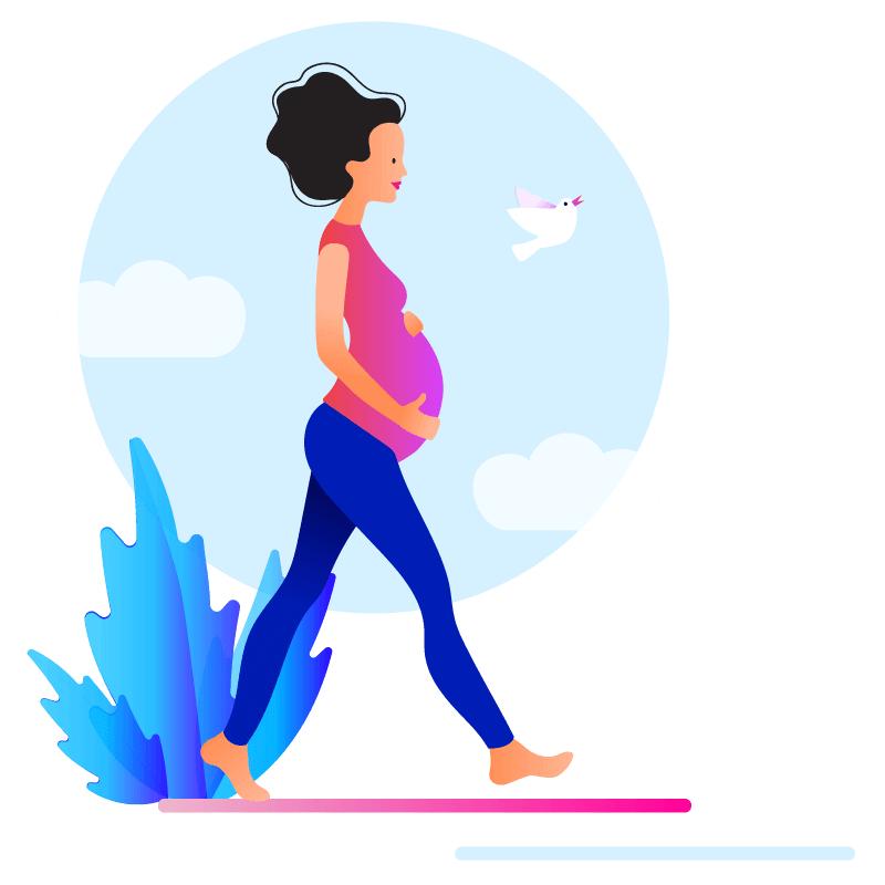Schwangerschaft erhalten
